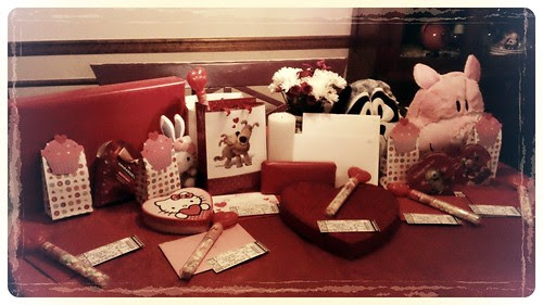 Presents for Valentine's