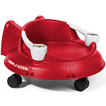 Radio Flyer Spin 'N Saucer, Red