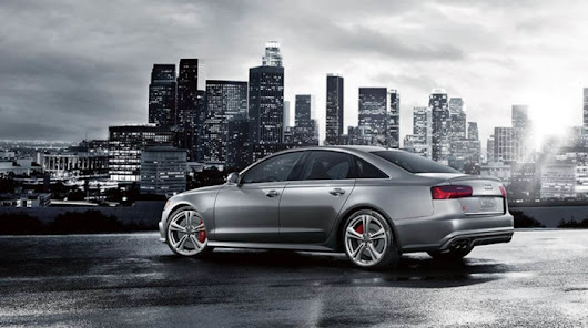 Compelling and Luxurious: The 2018 Audi S6 - Keyes Audi