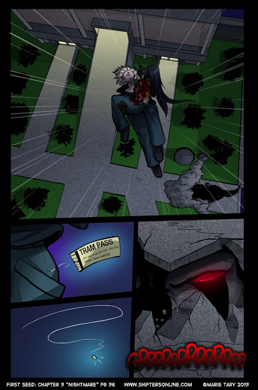 Chapter 3 Pg 36 - Shifters Online