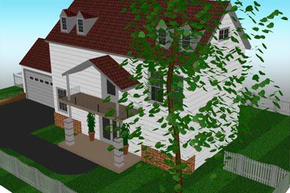 MMD Sketchup House 04