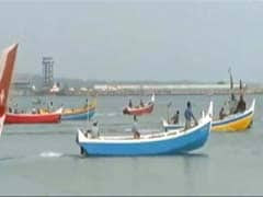 28 Indian Fishermen Arrested By Sri Lankan Navy