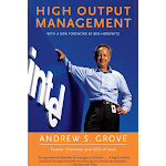 High Output Management [Book]