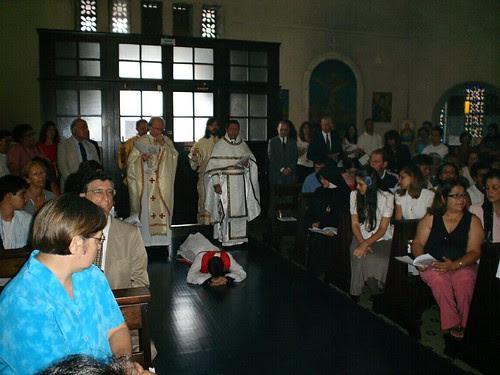 Felipe's Deaconal Ordination - 18 por Philippe Gebara.