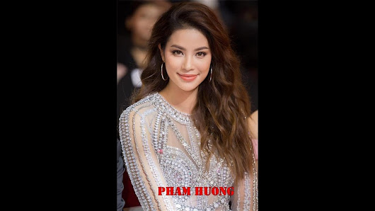 Top 20 most beautiful photos of Pham Huong, Miss Universe Vietnam 2015