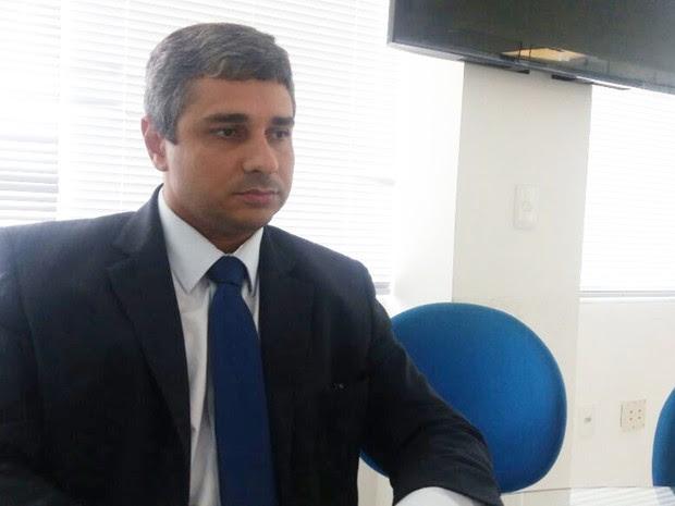 Advogado Jonas Antunes (Foto: Fred Carvalho/G1)