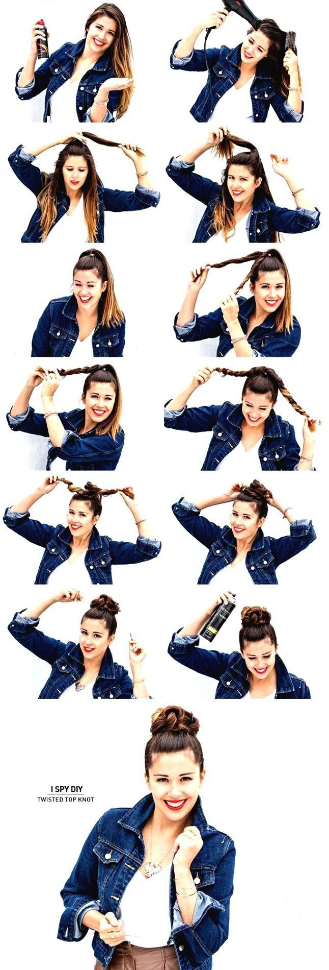TOP 7 Easy Hairstyle Tutorials