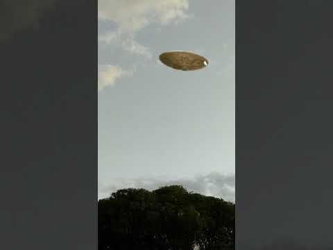 AGORA LASCOU: Disco voador é filmado na cidade de Messias Targino