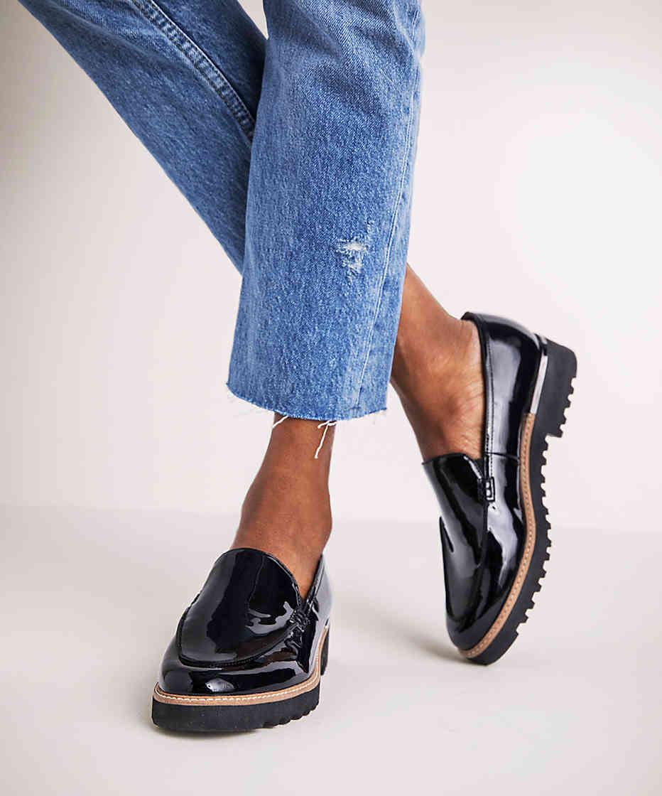 Most demanding footwear is womens loafers ...