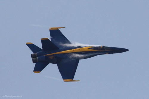 Blue Angels at the CNE Air Show