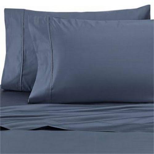 Wamsutta Dream Zone 1000 Thread Count Pimacott California King Sheet Set In Blue
