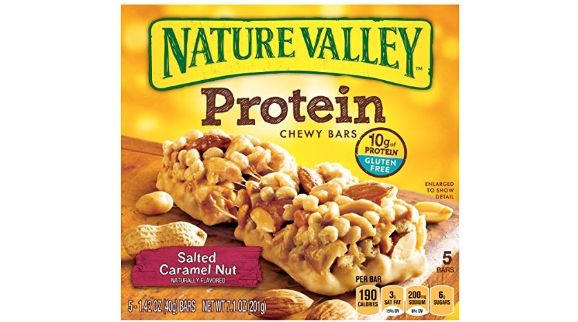 Deals :: Nature Valley Chewy Granola Bar, Protein, Gluten ...