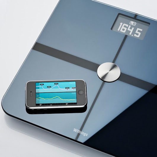 Withings WS-50 Smart Body Analyzer - $150 | The Gadget Flow