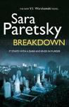Breakdown  (V.I. Warshawski #15)