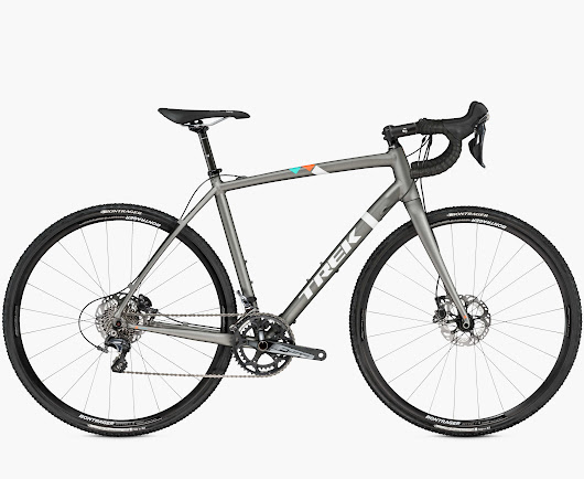 Second of Two NEW Trek Cyclocross Bikes - 2017 Trek Crockett