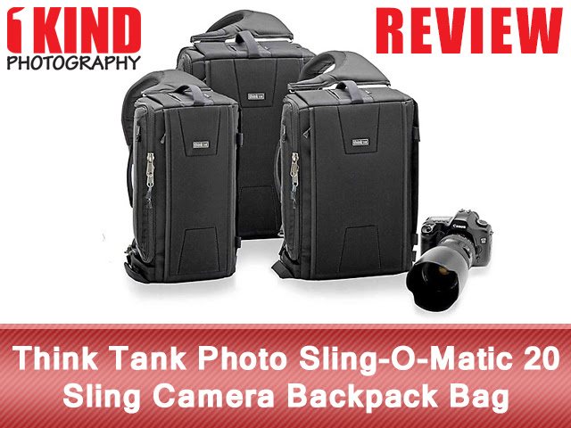 Review: ThinkTank Sling-O-Matic 20 Sling Camera Backpack Bag