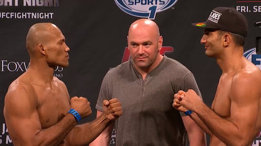 UFC Fight Night 50 stream: Live results, online updates, post-fight recaps and more for 'Jacare vs Mousasi'