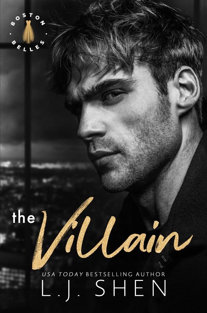 Release Blitz: The Villain by LJ Shen