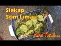Resepi Siakap Stim Limau Ala Thai Yang Mudah Dan Sedap
