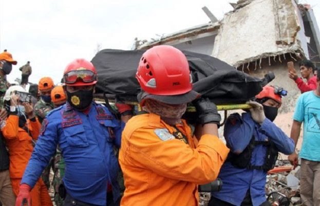 5.9-magnitude earthquake kills seven in Indonesia | world news of today