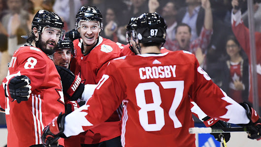 Streaking Canadians to face Team Europe in World Cup final - Sportsnet.ca
