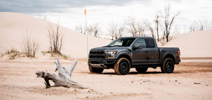 Ford F 150 Raptor Will Get A V8 Exclusive