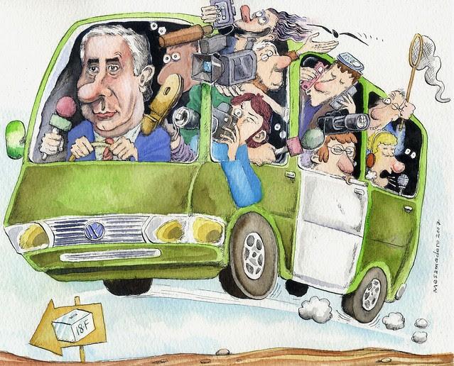 La Caravana del Referéndum de Andalucía 18F