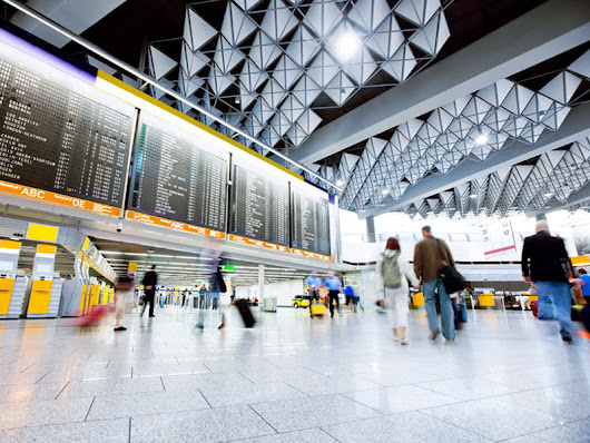 Airports Present Complex, Distributed IT Challenges