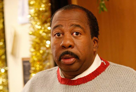 Does Stanley have a mustache? 'The Office' illustrates issues with cross-racial identification