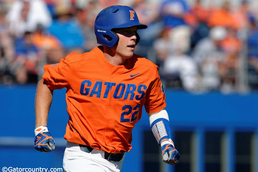 "Florida Gators baseball: ""It was good to see a smile on his face again"""