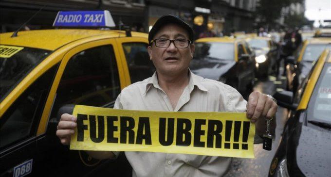 Resultado de imagen para paraguay uber