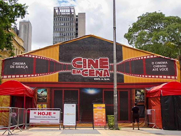 Projeto promove sessões de cinema gratuitas em Camaçari (Foto: Divulgação)