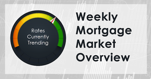 Three things that can move mortgage rates this week