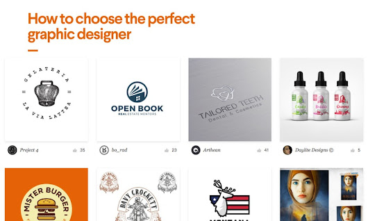 How to choose the perfect graphic designer