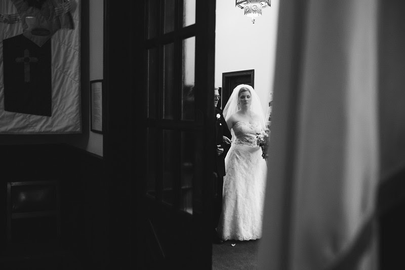 A traditional wedding at Court Street United Methodist Church in downtown Rockford Illinois for an Autumn wedding.