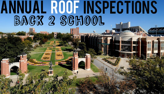 Annual Roof Inspections: A Back to School Tradition | Coryell Roofing