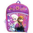 Disney Frozen 16 inch Backpack, Pink