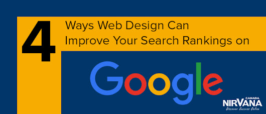 4 Ways Web Design Can Improve Your Search Rankings on Google | Website Design and Internet Marketing Consulting