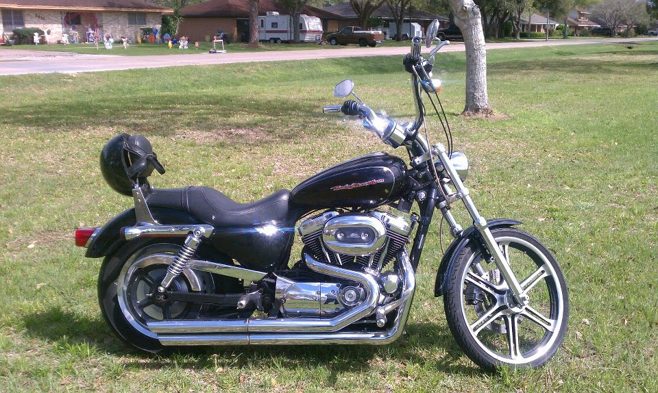 2005 Harley Davidson Sportster 1200 Custom 1 4 Mile Trap Speeds 0 60 Dragtimes Com