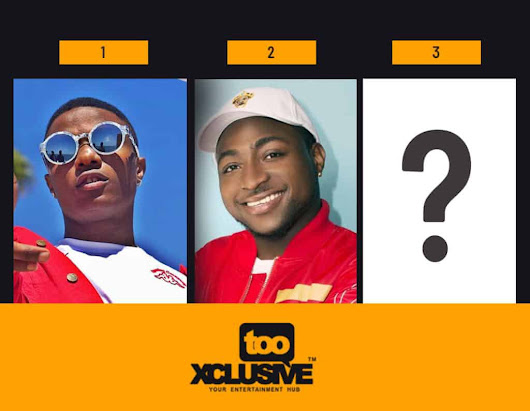 If Wizkid & Davido Are Number 1 & 2, Who Is Number 3? - MPmania.com