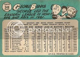 #348 George Banks (back)