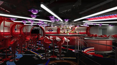 Disney's Tube Lounge