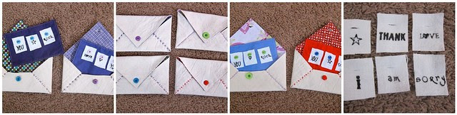Message Envelopes