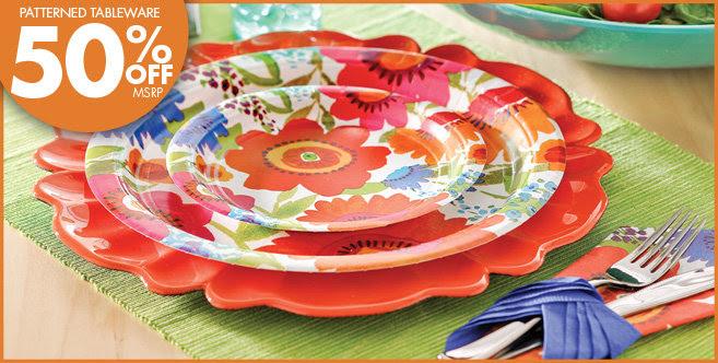 Floral Splash Party Supplies - Party City