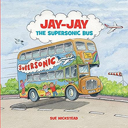Book review of Jay-Jay The Supersonic Bus