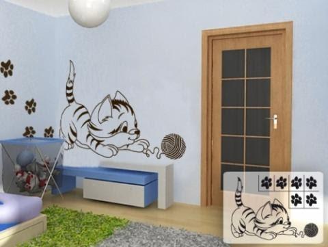 bilder f r babyzimmer selber malen. Black Bedroom Furniture Sets. Home Design Ideas