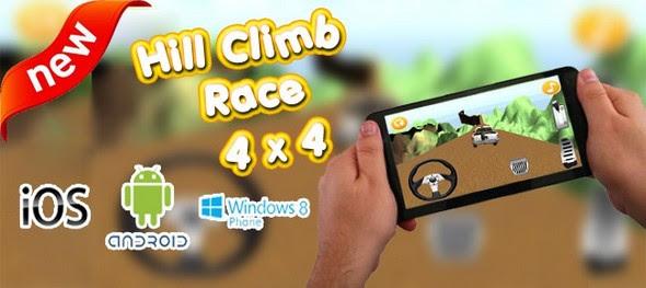ChupaMobile - Hill Climb Race: 4x4 Unity