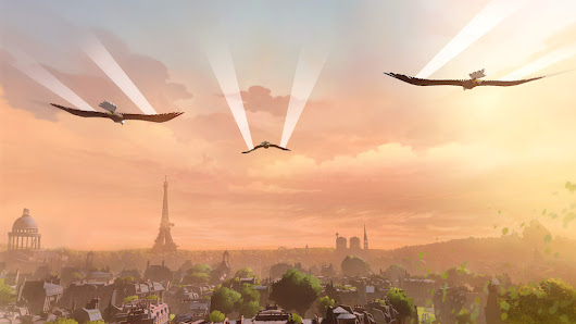How Ubisoft Created 'Eagle Flight', A VR Flying Game With No Nausea