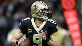 Drew Brees, Saints reportedly set to discuss short-term deal at NFL Scouting Combine | NFL | Sporting News