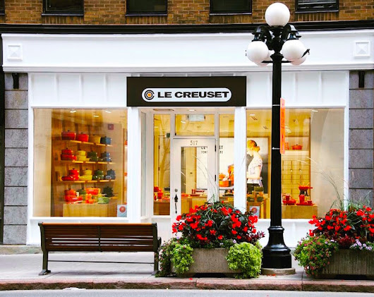 Le Creuset Announces 2 New First-to-Market Canadian Locations